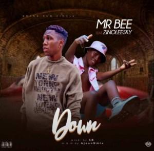 Mr Bee - Down ft. Zinoleesky